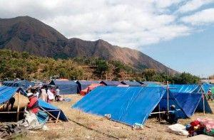 More than 2,000 tourists evacuated from Lombok Island