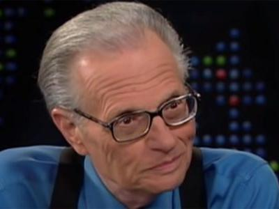 Talk Show Legend Larry King Is Dead At 87