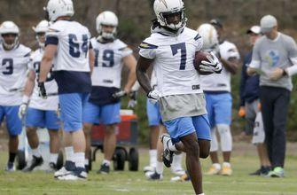 Will Chargers WR Mike Williams miss rookie season?