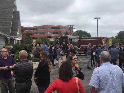 Gunman opens fire at Middleton workplace