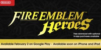 Nintendo's Fire Emblem Heroes will launch on Android before iOS