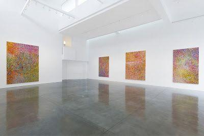 """For Gagosian this Spring it's """"Dots"""""""