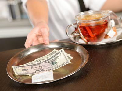 Servers' Tips Cannot Be Kept by Restaurant Managers, According to New Budget Proposal