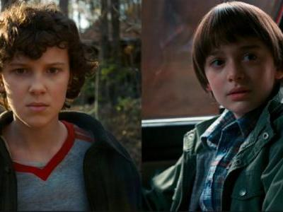 'Stranger Things': How Millie Bobby Brown Invented Eleven's Gestures, and Noah Schnapp's Intense Possession Scene