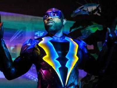 One Way The CW's Black Lightning Is More Rewarding Than Cress Williams Expected