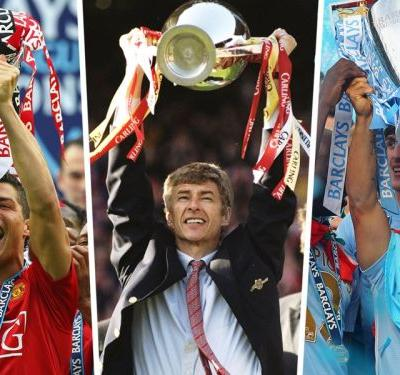 Greatest Premier League title races: Man Utd vs Arsenal, Man City vs Liverpool & the best division battles