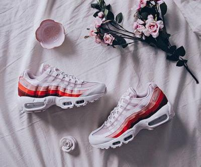 "Nike's Air Max 95 Dons ""Vintage Coral"""