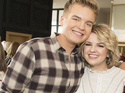 'American Idol' Winner Maddie Poppe Is Dating Finalist Caleb Lee Hutchinson!
