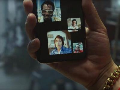 Apple showcases Group FaceTime in new Elvis-inspired iPhone ad