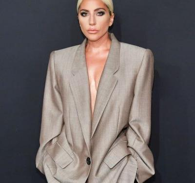 Lady Gaga Decided To Take The Power Back - & Wear The Pants
