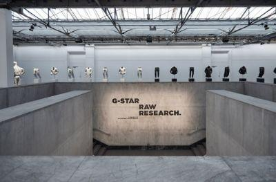 G-Star Raw launches Research II Capsule Collection at Paris Men's Fashion Week