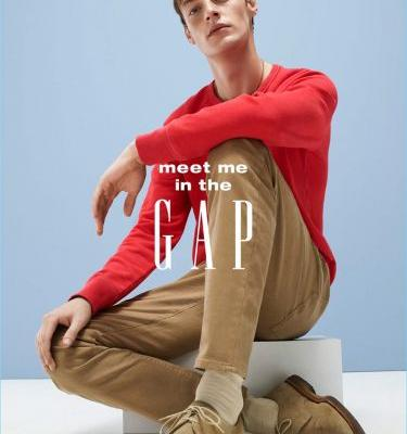 Gap Turns a Colorful Page for Spring '18 Campaign