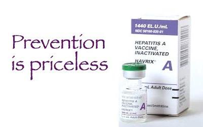 Publisher's Platform: For goodness sake, vaccinate - for Hep A