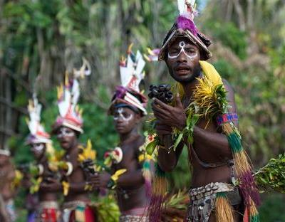Why a cruise is the best way to visit Papua New Guinea's jungle tribes