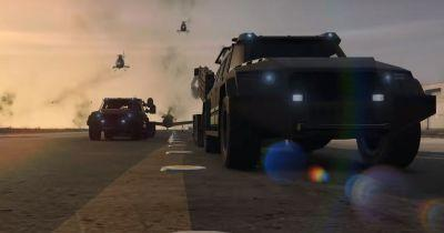 GTA Online's New Vehicle Is A Monstrous, Customisable Armoured SUV