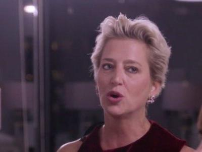"Dorinda Medley Says It's ""Tough"" To Watch Herself On Real Housewives Of New York This Season"