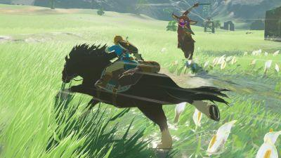 Zelda: Breath of the Wild Switch vs Wii U comparison video
