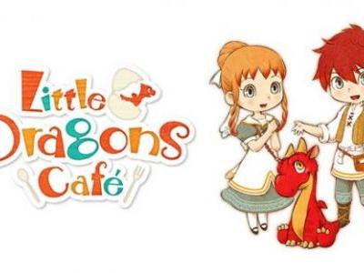 Get Your Very Own Dragon with Little Dragons Café Limited Edition