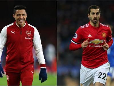 Manchester United, Arsenal agree to Alexis Sanchez-Henrikh Mkhitaryan swap