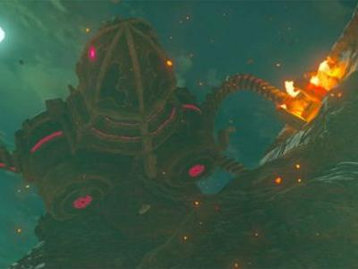 Latest Boss Keys Video Contrasts Breath Of The Wild's Divine Beasts And Shrines