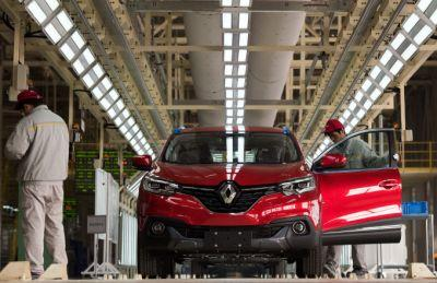 Renault-Nissan and Dongfeng partner to build electric cars for China