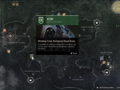Destiny 2: Xur location and inventory, Invitations of the Nine - March 22-25
