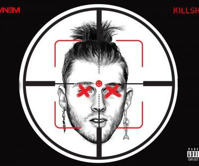 "Eminem Responds to Machine Gun Kelly with New ""KILLSHOT"" Diss"