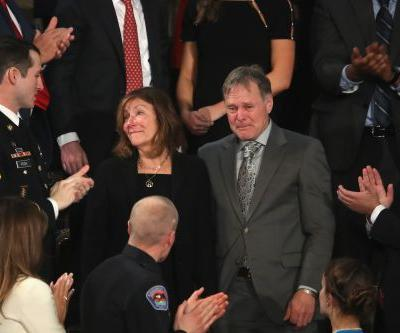 Father of Otto Warmbier will attend Olympic opening ceremonies with Pence