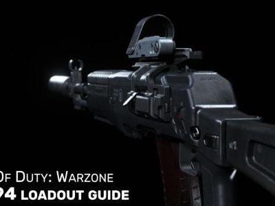 Best AN-94 Warzone loadout - plus in-depth AN-94 stats and recoil patterns