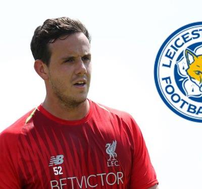 Leicester complete £12m Ward signing from Liverpool