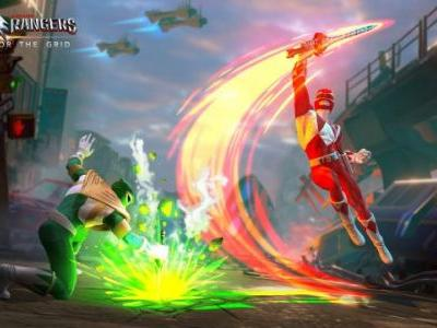 Power Rangers: Battle for the Grid Announced for Nintendo Switch