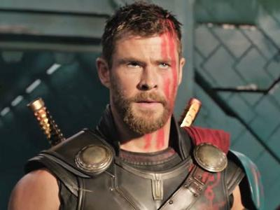 Chris Hemsworth Was Not Pumped About Filming A Shirtless Scene For Thor: Ragnarok