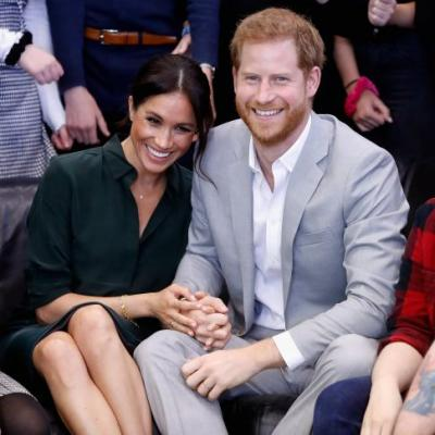 Surprise! Meghan Markle Is Pregnant With Her First Child