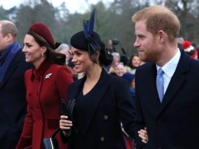 Prince William and Prince Harry to Split Royal Courts Before Meghan Markle Gives Birth