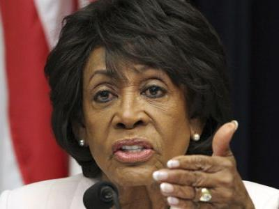 Report: Death Threat Forces Rep. Maxine Waters To Cancel Events In Texas And Alabama