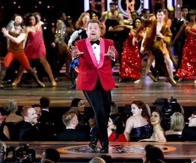 Tony Awards offered little surprise, a lackluster James Corden