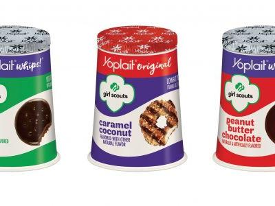 Satisfy Your Girl Scout Cookie Cravings Year-Round With This New Yogurt!