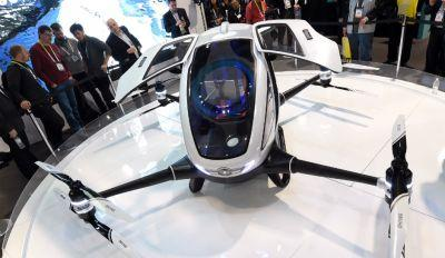 Driverless Passenger Drones - Not Driverless Cars - Are The 'Vehicular Disruption Of The Future,' Taboola CEO Warns Elon Musk