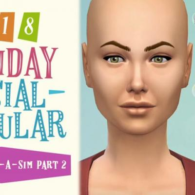 Holiday Specialtacular: Blind Create-A-Sim Part 2