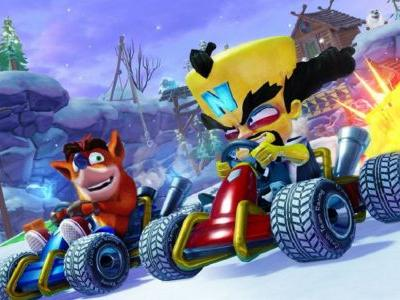 Crash Team Racing Nitro-Fueled hits the gas in new launch trailer