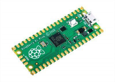 Raspberry Pi launches custom RP2040 microcontroller and $4 Raspberry Pi Pico board