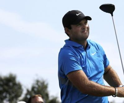 Patrick Reed takes 1-shot lead at U.S. Open; Tiger Woods misses cut