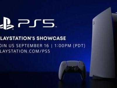 Next PlayStation 5 Showcase takes place on September 16
