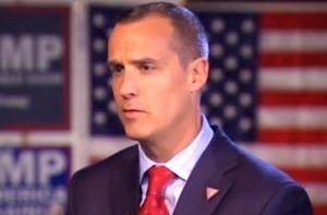 Corey Lewandowski Now a Political Commentator for One America News Network