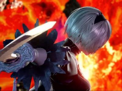 NieR:Automata's 2B Coming to SoulCalibur VI as DLC