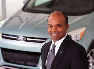 Ford North America president gets unexpected boot for 'inappropriate behavior'