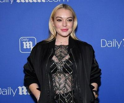 """Lindsay Lohan Apologized For MeToo Comment By Praising The Cause's """"Heroic Voices"""""""