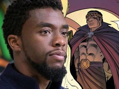 Black Panther Made One Big Change To Comic Book T'Challa