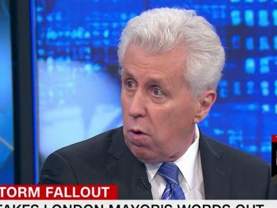 CNN cuts ties with Jeffrey Lord after he tweets Nazi slogan