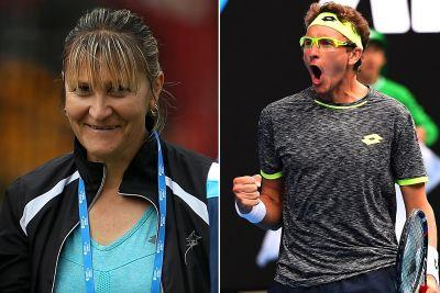 Meet the mom behind the Australian Open's biggest upset